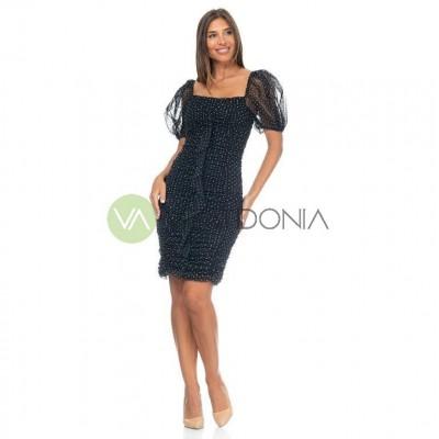 Vestido Nicole Negro