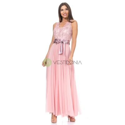 Vestido Petra Rosa