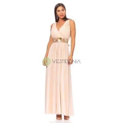 Vestido Selene Salmón