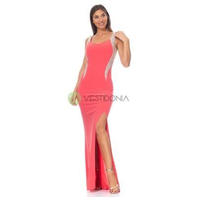 Vestido Diana Coral