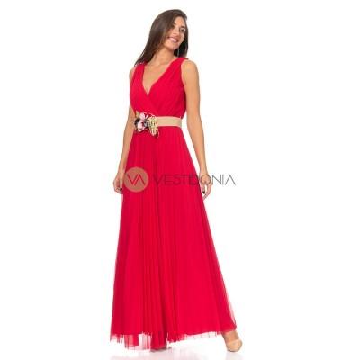 Vestido Zambra Rojo