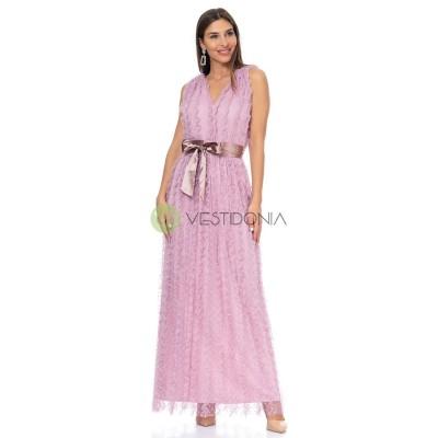 Vestido Adriana Lila