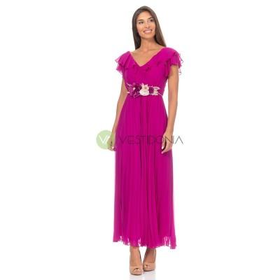 Vestido Melisa Buganvilla