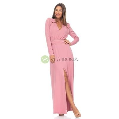 Vestido Alba Rosa